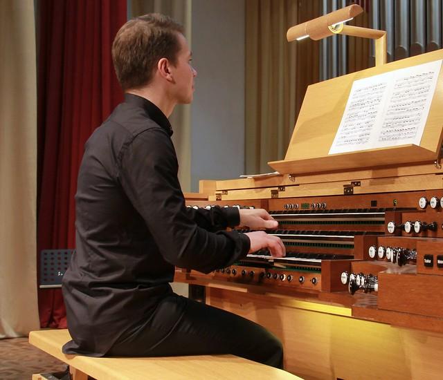 4.11.2018. Скрипка + орган. Шедевры барокко