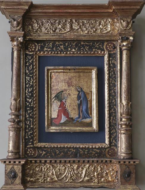 Annunciazione, Maestro lombardo, del XV secolo