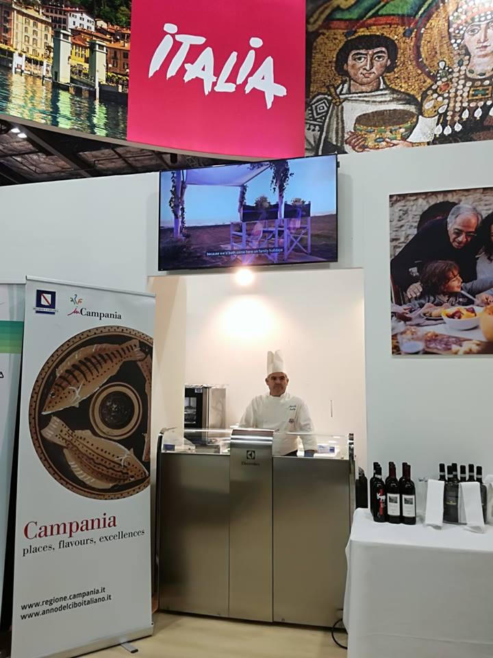 regione campania guida gastronomina wtm londra 2018 1