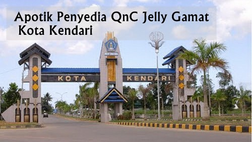 Apotik Penyedia QnC Jelly Gamat Kota Kendari