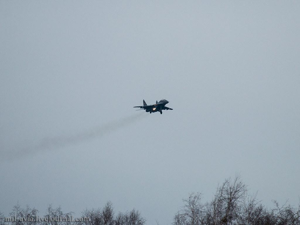 MiG 29 139 BLUE