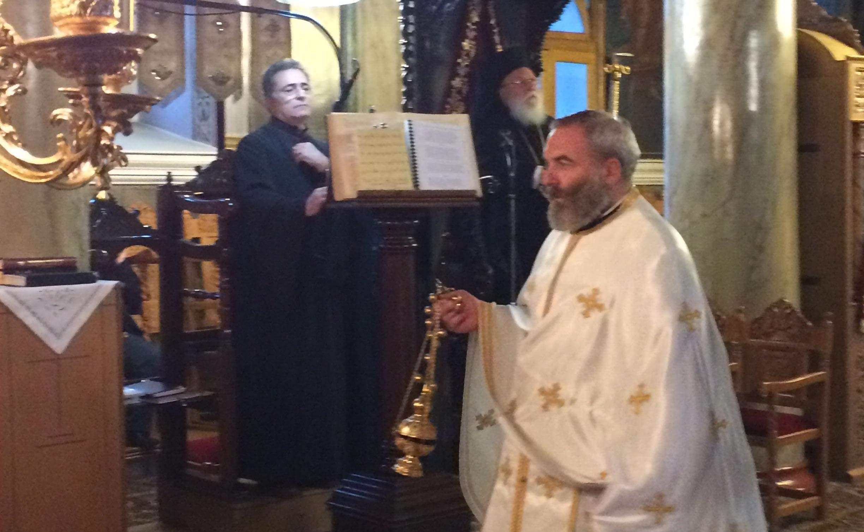 Η γιορτή του Αγίου Ιωάννη του Προδρόμου στο Λεβίδι