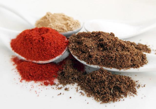 Tandoori kruiden zelf mixen