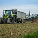 Sugar Beet Unloading | CLAAS // FLIEGL
