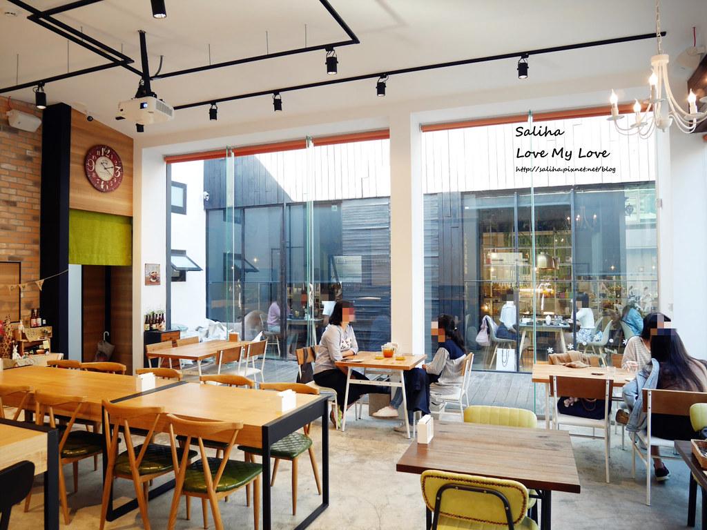 台北中山站咖啡廳下午茶推薦一直是晴天中山店 (1)