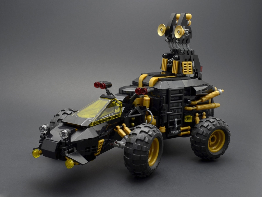 Battrax (Front)