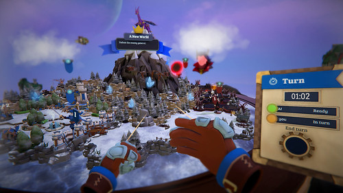 Skyworld VR | by PlayStation.Blog
