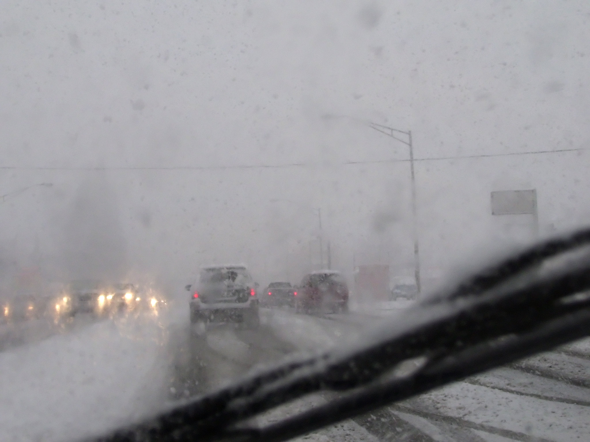 Another Round of Snow and Freezing Rain to Impact Michigan