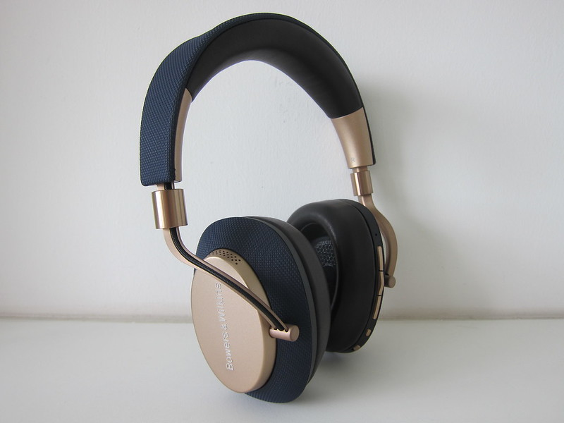 Bowers & Wilkins PX Noise Cancelling Wireless Headphones