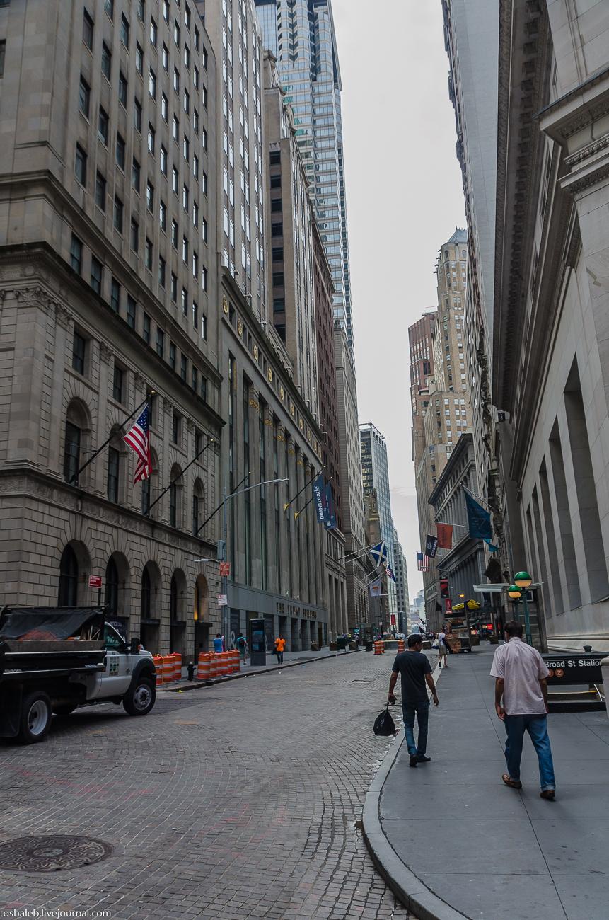 Нью-Йорк_Wall Street-18