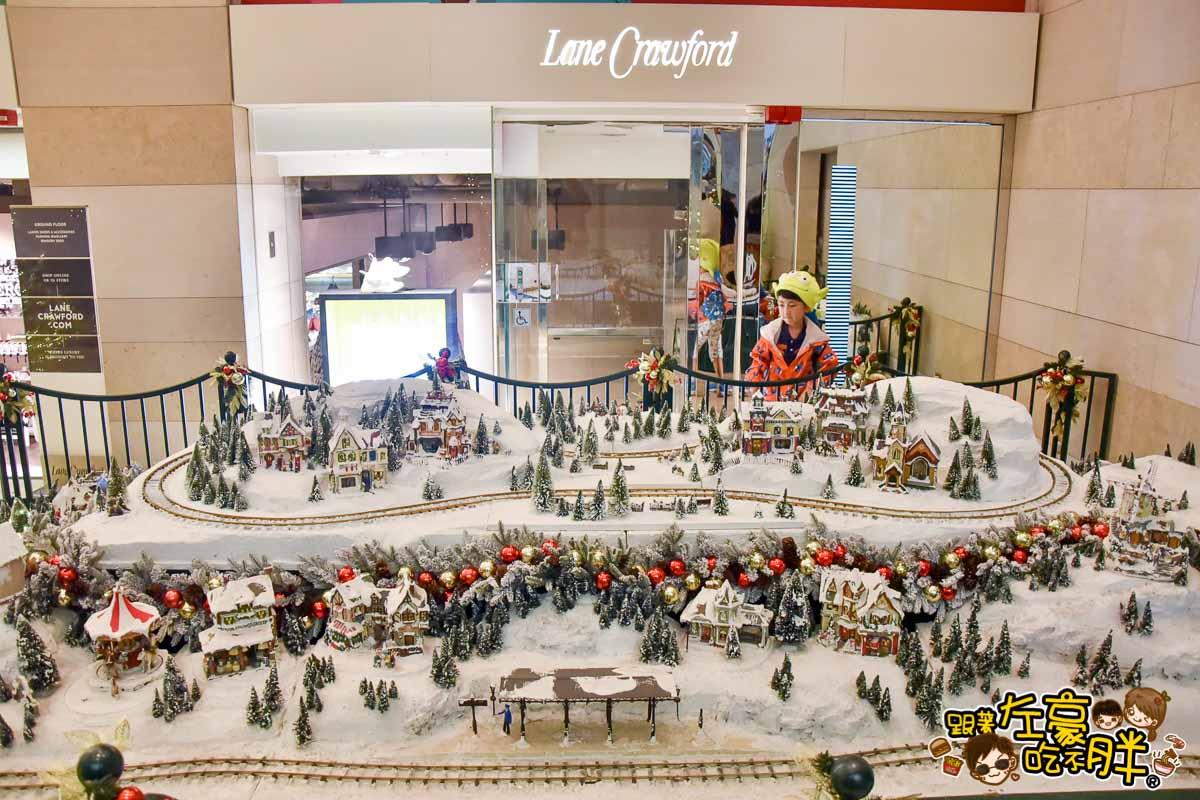 香港聖誕節 尖沙咀海港城聖誕裝飾-25
