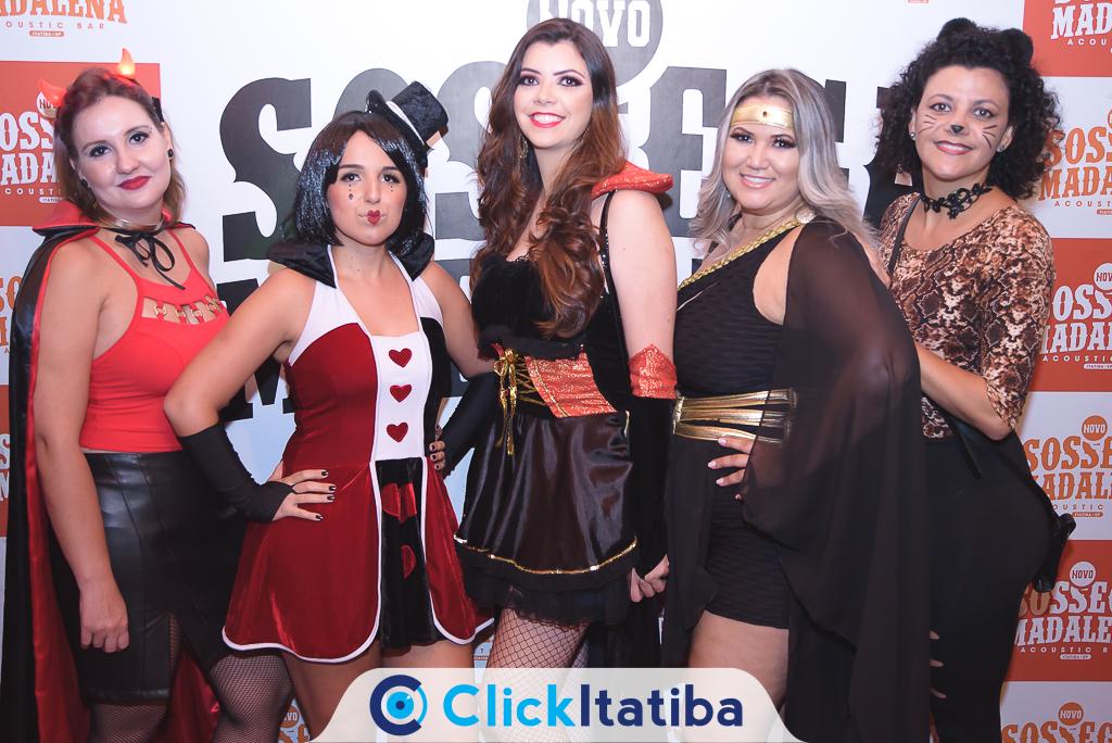 Festa a Fantasia - Sossega Madalena