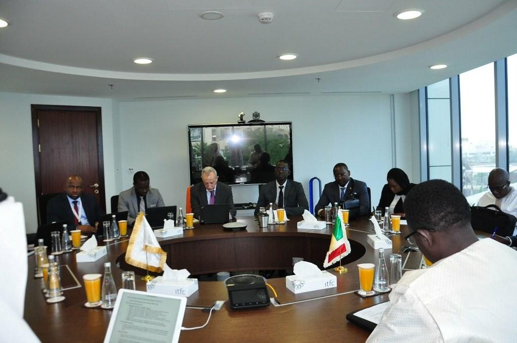 Le Ministre de l'Economie et des Finances du Sénégal, Amadou Ba reçu à Jeddah par le Président de la BID, Bandar Al Hajjar3