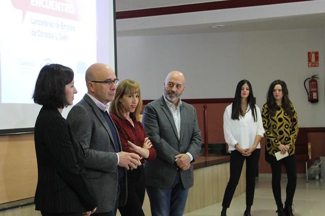 Encuentro Lanzaderas Córdoba y Jaén - 5 de diciembre