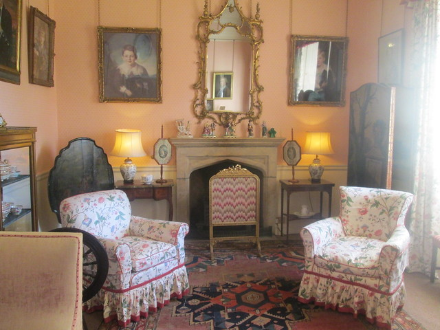 Fyvie Castle Family Room
