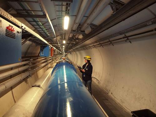 COMSA Industrial renueva su vinculación con el CERN y prevé emplear hasta 250 personas