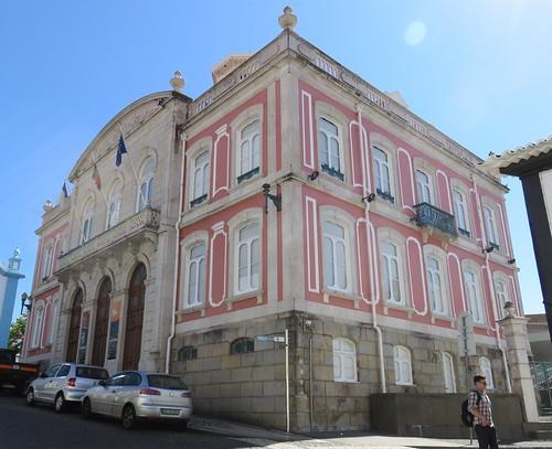Biblioteca Pública e Arquivo Regional Luís da Silva Ribeiro (Angra do Heroísmo, Açores)