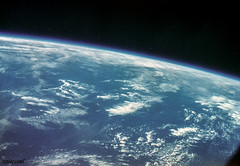 Beautiful image of the Earth