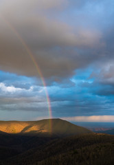 Rainbow in Shenandoah