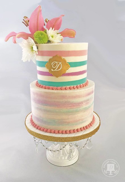 Cake by Dulcet Cake Co.