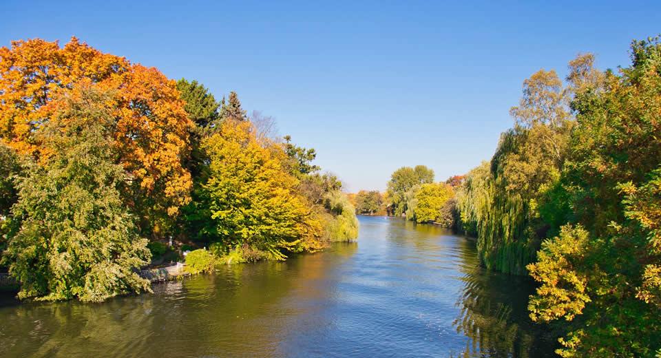 Doen in Hamburg: wandelen in het groen | Mooistestedentrips.nl