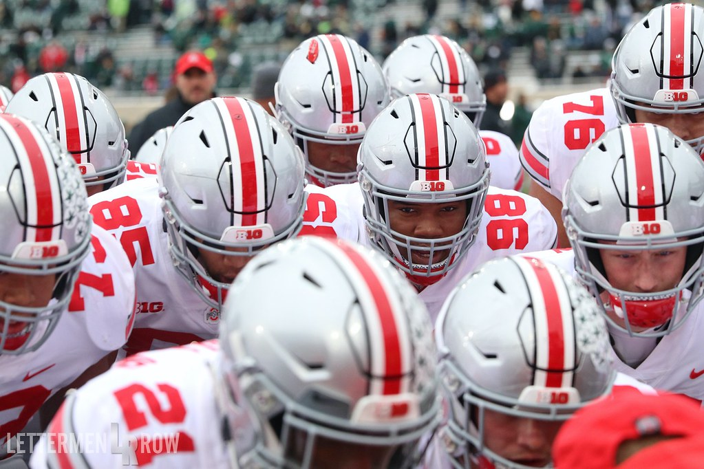 Ohio State at Michigan State :: Nov. 10, 2018