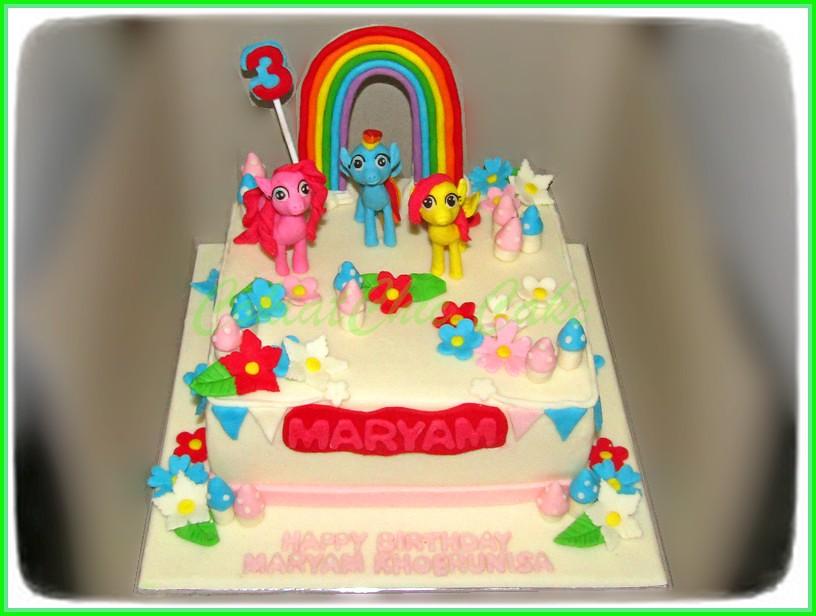 Cake My Little Pony MARYAM 18 cm