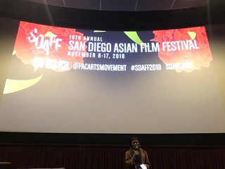 November 14 '18 CISDSU Celebrated San Diego Asian Film Festival