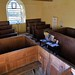020-20180927_Little Washbourne Church-Gloucestershire-view from Pulpit (Nave, SE corner) down Nave to W end of Church