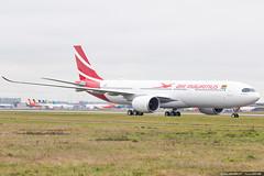 Air Mauritius Airbus A330-941 cn 1884 F-WWCN // 3B-NBU