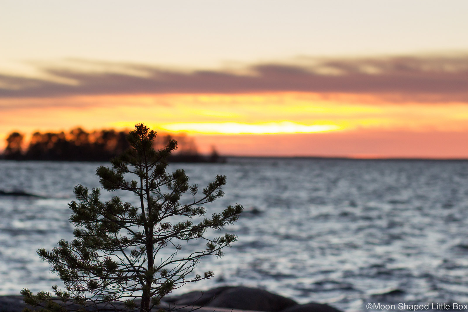 Fäboda, Pietarsaari, Jakobstad, sunset, finnish nature