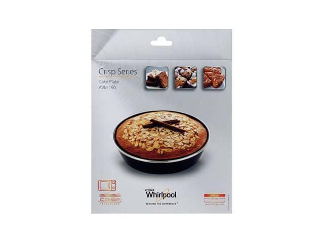 Tortiera Crisp AVM190 per forni microonde Whirlpool , offerta ...