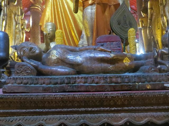 Reclining Buddha, Canon POWERSHOT SX240 HS