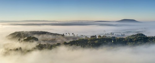 *Valley of the morning mist @ Panorama*