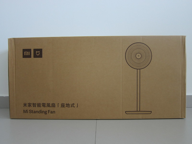 Mi Standing Fan - Box Front
