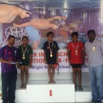 CBSE UAE Cluster Swimming Competition