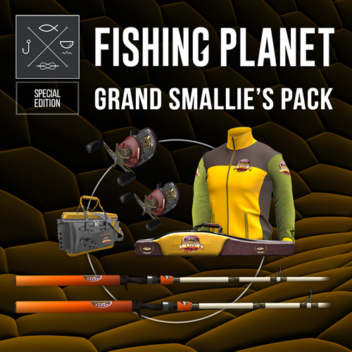 Fishing Planet: Grand Smallie's Pack