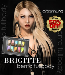 Altamura BRIGITTE FULLBODY Black Friday Sale 50% OFF