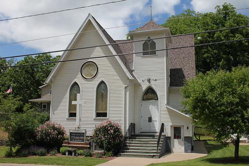 Davies Memorial United Church of Christ - Potosi, WI