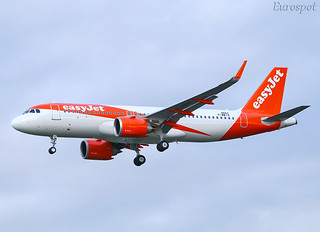 F-WWIX Airbus A320 Neo Easyjet
