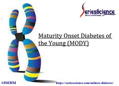 Maturity Onset Diabetes of the Young - Series of Endocrinology, Diabetes and Metabolism