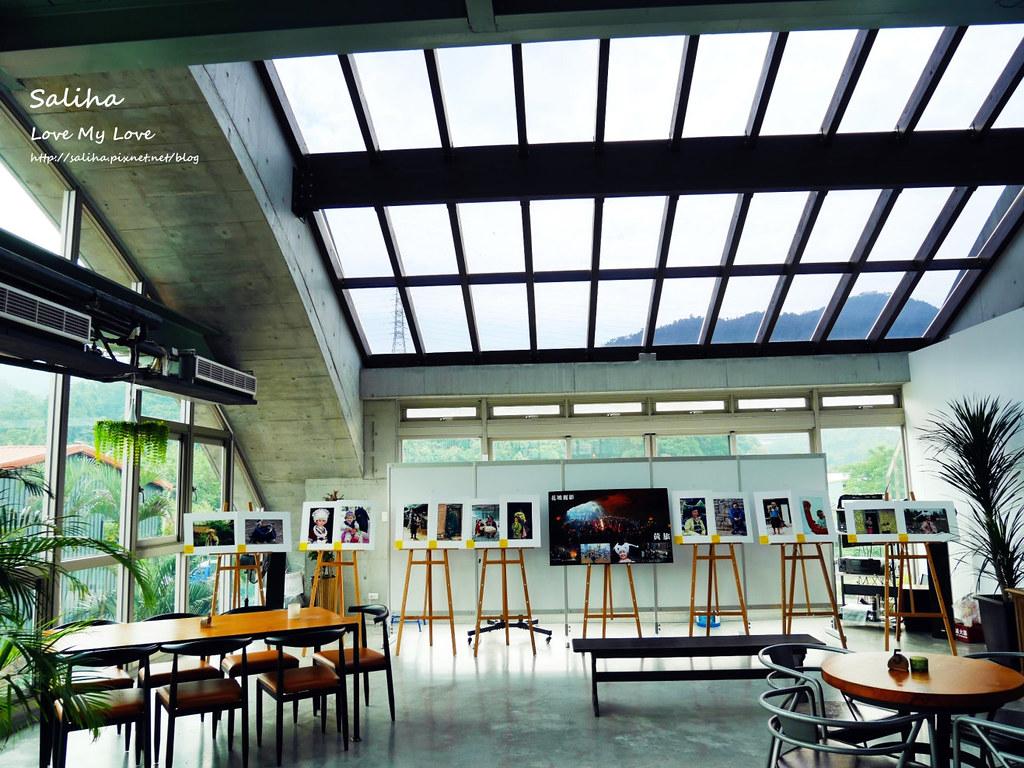 新北深坑老街一日遊景點餐廳美食推薦Arc Cafe不限時玻璃屋咖啡館下午茶 (1)