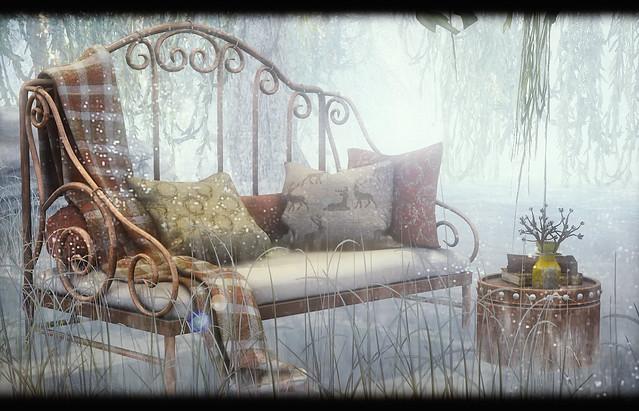 Dreamland Designs - DD Conway Autumn Daybed
