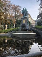 Bezoek aan Brussel