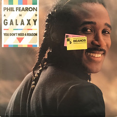 PHIL FEARON & GALAXY:YOU DON'T NEED A REASON(JACKET A)