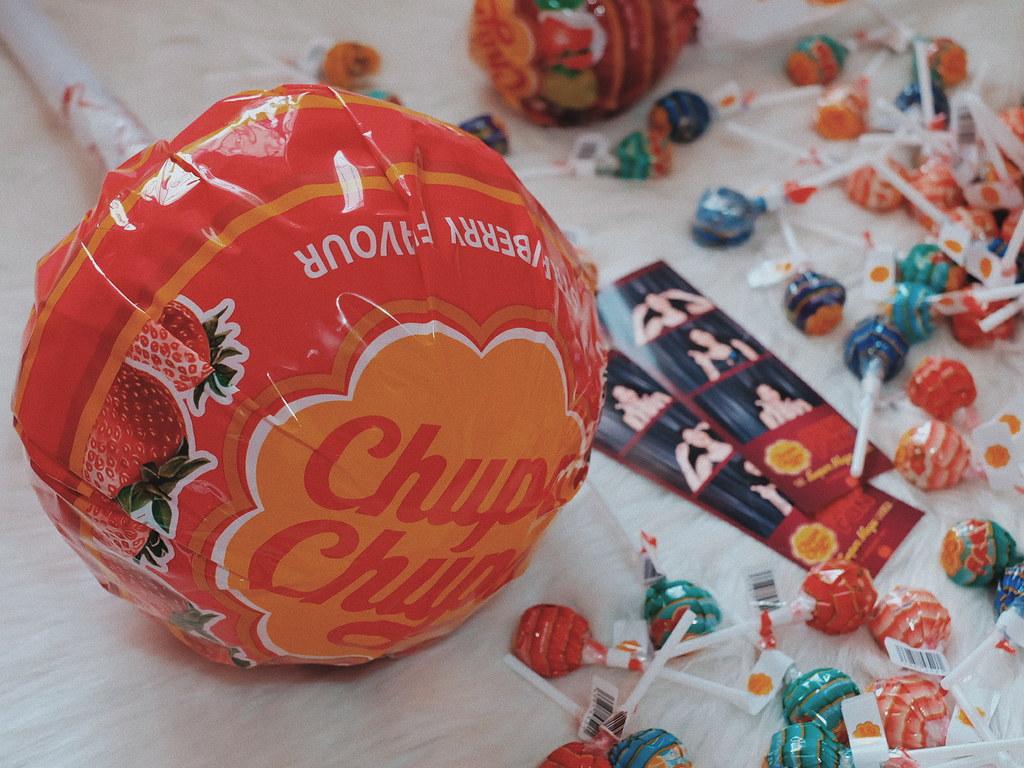 Chupa Chups Super Mega Lollipop!