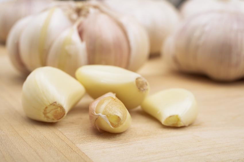 Bawang putih obat jantung koroner, kolesterol dan stroke