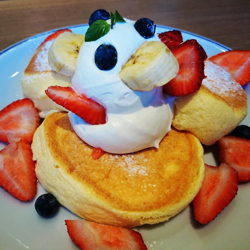 パンケーキ FLIPPER'S フリッパーズ 奇跡のパンケーキ プレーン