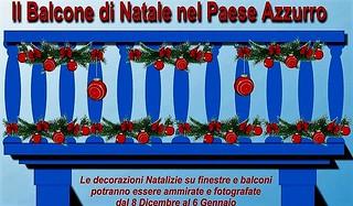 Balcone Natale Casamassima 2018
