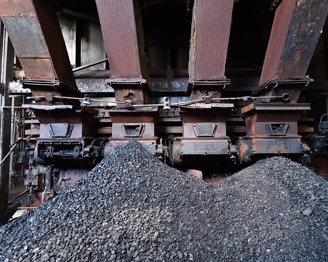 Coal for the boiler